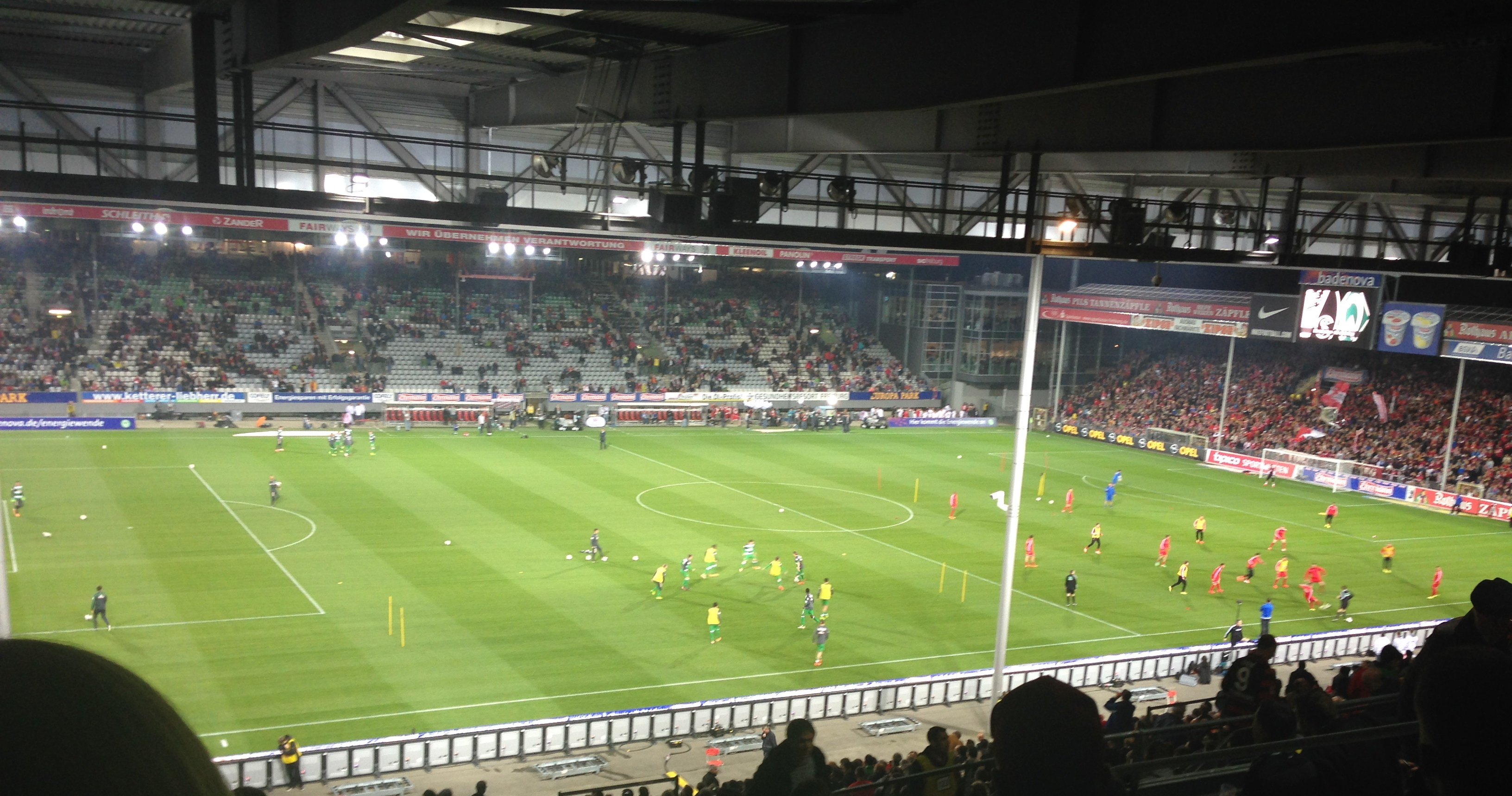 S.C. Freiburg Football Game