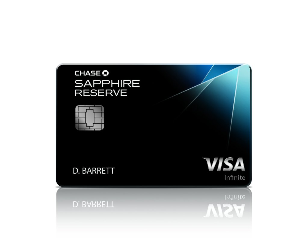 Chase Sapphire Reserve travel credit card