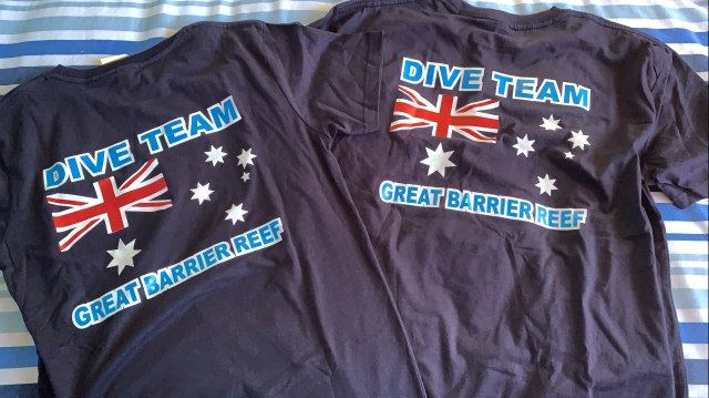 Divers Den Dive Team Shirt